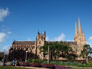 セントメリーズ大聖堂