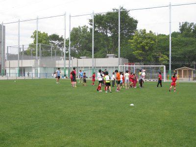 タグラグビースクール
